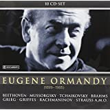 Eugene Ormandy Conducts Various Composers
