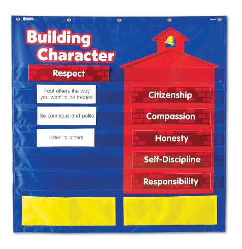 Learning Resources Character Building Pocket Chart - 1