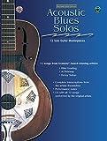Acoustic Masterclass: Acoustic Blues Solos (Book & CD) (Acoustic Solo)