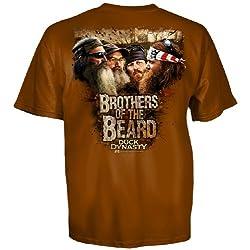 Duck Dynasty Beard Brothers T-Shirt