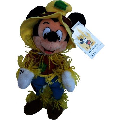 Mickey Scarecrow - Disney Mini Bean Bag Plush - 1