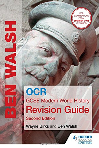 gcse modern history coursework Welcome to the gcse history page as a department we have created this website to help students prepare for key assessments, end of year exams, mock exams and to revise for their final gcse exams students can also use the powerpoints to catch up on any work missed or to go over any topics to strengthen their existing knowledge and understanding.