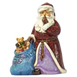 Js Hwc Fig Silent Santa W/Toy