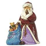 Js Hwc Fig Silent Santa W/Toy