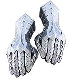 Legends in Steel Riveted Steel Gauntlets Hand Armor
