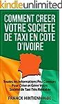 COMMENT CREER VOTRE SOCIETE DE TAXI E...