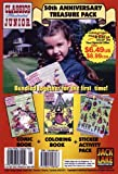 Classics Illustrated Junior 50th Anniversary Treasure Pack