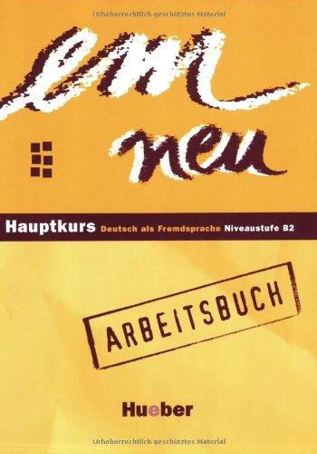Em Neu Hauptkurs; Arbeitsbuch