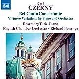 Bel Canto Concertante: Var.F.Klavier & Orch.