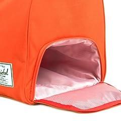 Novel: Camper Orange / Tan