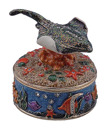 Stingray Trinket Box
