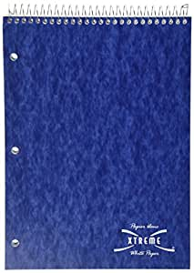 Rediform Porta-Desk Notebook, 8.5 x 11.5 Inches, 120 Sheets (31192)