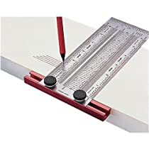 Incra T-RULE06 6-Inch Precision Marking T-Rule