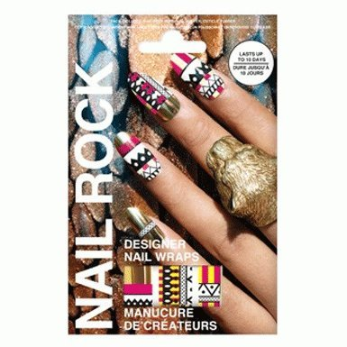 Nail Wrap (Tribal Gold)