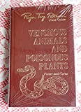 img - for Full Leather edition Venomous Animals and Poisonous Plants Roger Tory Peterson Field Guides book / textbook / text book