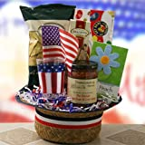 We Salute You 4th of July Gift Basket