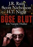 Böses Blut: Ein Vampir-Thriller (Spider) (German Edition)
