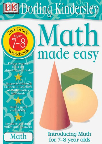 Math Made Easy: Second Grade Workbook (Math Made Easy)