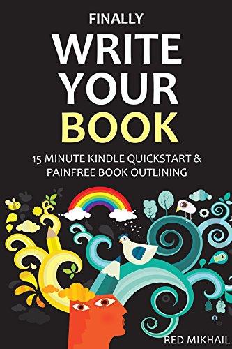 how to write a book pdf free