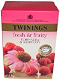 Twinings Echinacea and Raspberry Caffeine Free Tea 20 40g