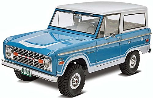 Revell 85-4320 Ford Bronco Model Car Kit (Ford Model Car Kits compare prices)