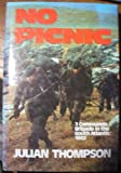 img - for No Picnic: 3 Commando Brigade in the South Atlantic, 1982 book / textbook / text book