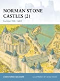 Norman Stone Castles (2): Europe 950-1204 (Fortress) (1841766038) by Gravett, Christopher