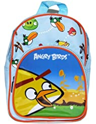 Angry Birds School Bag For Little Toddlers In Blue