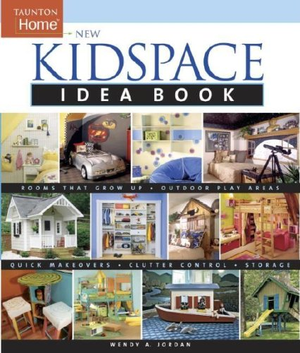 New Kidspace Idea Book (Idea Books)