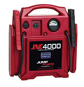 Clore Automotive JNC4000 1100 Peak amp 12V Portable Jump Starter from Clore Automotive