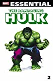 Essential Rampaging Hulk, Vol. 2 (Marvel Essentials) (078514255X) by Moench, Doug