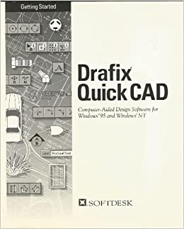 drafix quick cad computeraided design software for