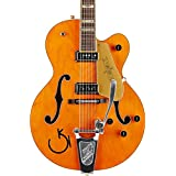 Gretsch G6120DSW Chet Atkins Hollow Body Electric Guitar - Western Maple