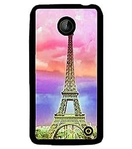 printtech Eiffel Tower Back Case Cover for Nokia Lumia 630 , Nokia Lumia 630 3G