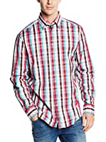 Jacques Britt Camisa Hombre Boston Mix (Rojo)