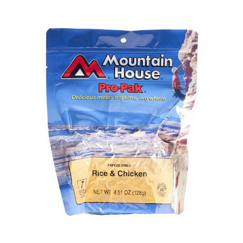 Mountain House Pro-Pak Rice & Chicken (1 Pouch)