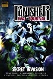 Matt Fraction Punisher War Journal Volume 5: Secret Invasion Premiere HC