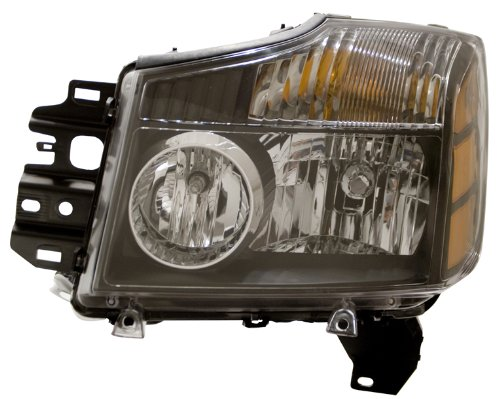 Corner Light Set of 2 Compatible with 1999-2004 Nissan Pathfinder and 2004 Pathfinder Armada Plastic Clear /& Amber Lens With bulbs Driver and Passenger Side