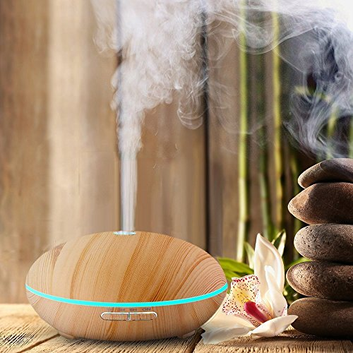 Aromatherapy Essential Essential Oil Diffuser & Cool Mist Humidifier (Light Wave Stove compare prices)