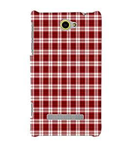 EPICCASE orderliness Mobile Back Case Cover For HTC One M10 (Designer Case)