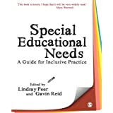 Special Educational Needs: A Guide for Inclusive Practiceby Lindsay Peer