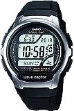 Casio Mens Wave Ceptor Bracelet Digital Watch, Radio Controlled
