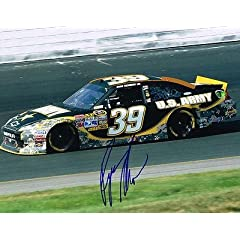 Signed Ryan Newman Photo - 11X14 COA - Autographed NASCAR Photos by Sports Memorabilia
