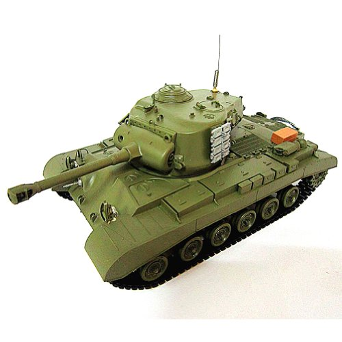 1:30 Scale Full function RC Radio Controlled M26 Pershing Tank