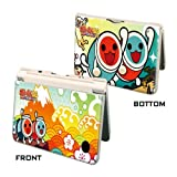 Taiko no Tatsujin DSi XL skins decorative decals