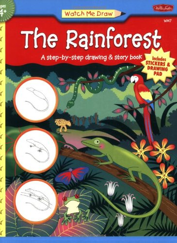 Watch Me Draw: The Rainforest