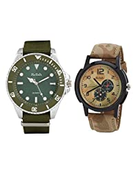 Relish Analog Round Casual Wear Watches For Men - B01A56YSWE