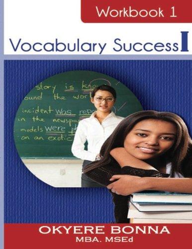 Vocabulary Success I: Book 1 (Volume 1) PDF
