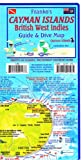 img - for Franko's Map of The Cayman Islands book / textbook / text book