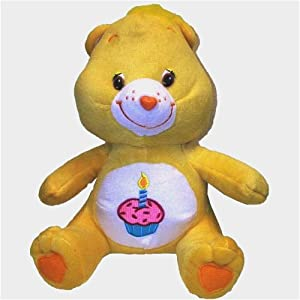 Care Bears 12 inch Plush Doll Birthday Bear from Care Bears
